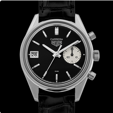 The Tag Heuer Carrera Dato | Limited Edition for HODINKEE
